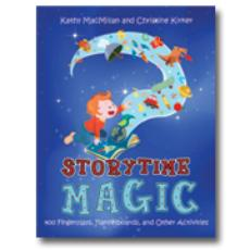 Storytime Magic cover