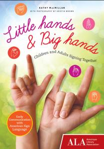 Little Hands and Big Hands cover