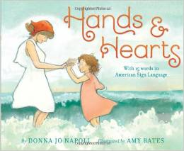 cover of Hands and Hearts
